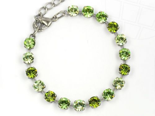 Bracelet with Swarovski Crystals